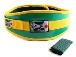 Cinturao Amarelo e Verde 1