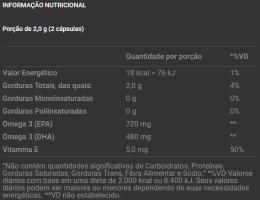 Cleanlab Biômega TG 36 24 - Fast Absortion (60 softgêls)
