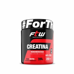 FTW Creatina - 300g