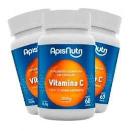 Vitamina C - 3 unidades